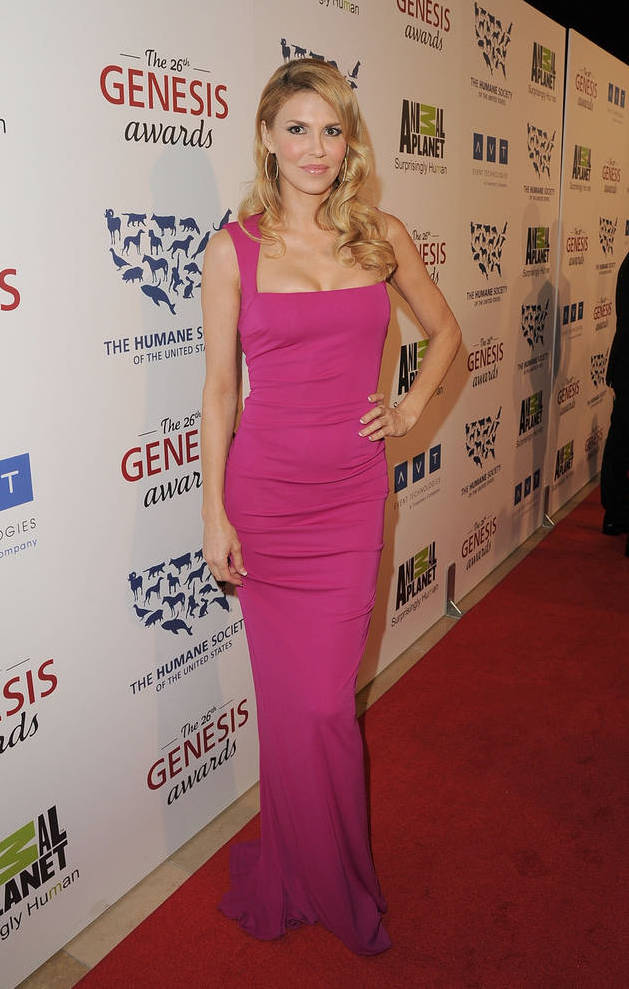 "Which Hit Song Is Brandi Glanville ""In Love With""?"