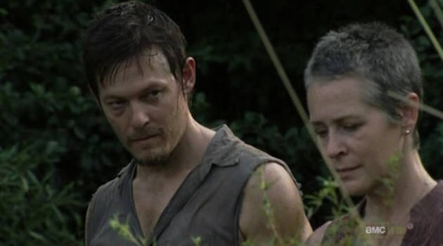 The Walking Dead Fan Video: Daryl and Carol's Beautiful, Complicated Relationship (VIDEO)