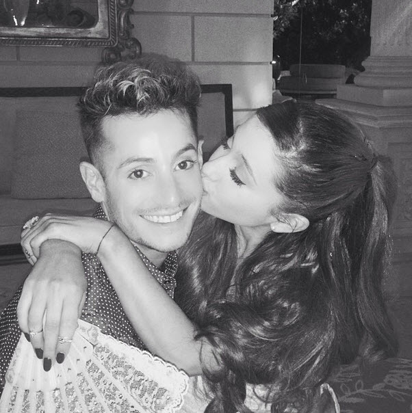 Ariana Grande's Brother Kicked Out of Bar at Disney World — For WHAT?!