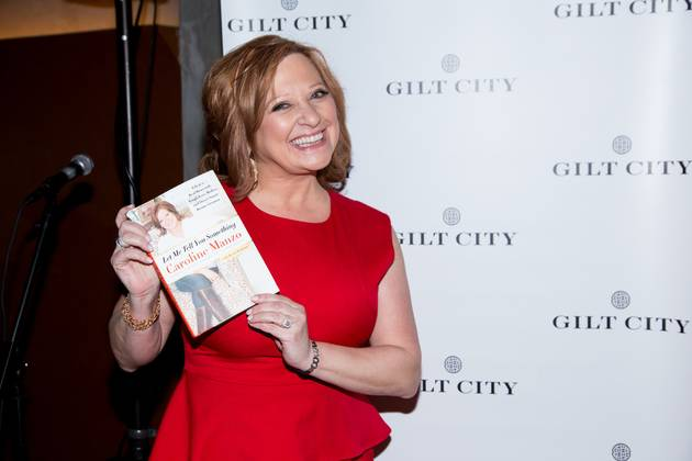 "Caroline Manzo on Marriage: ""Nothing in Life Is Perfect"""