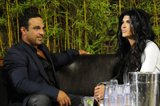 Real Housewives of New Jersey Season 5: Unaired Footage of Teresa Giudice and Joe Gorga Fighting (VIDEO)