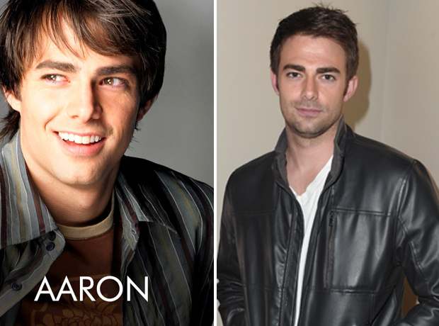 Jonathan Bennett — aka Aaron Samuels from Mean Girls — Is a Spin Instructor Now