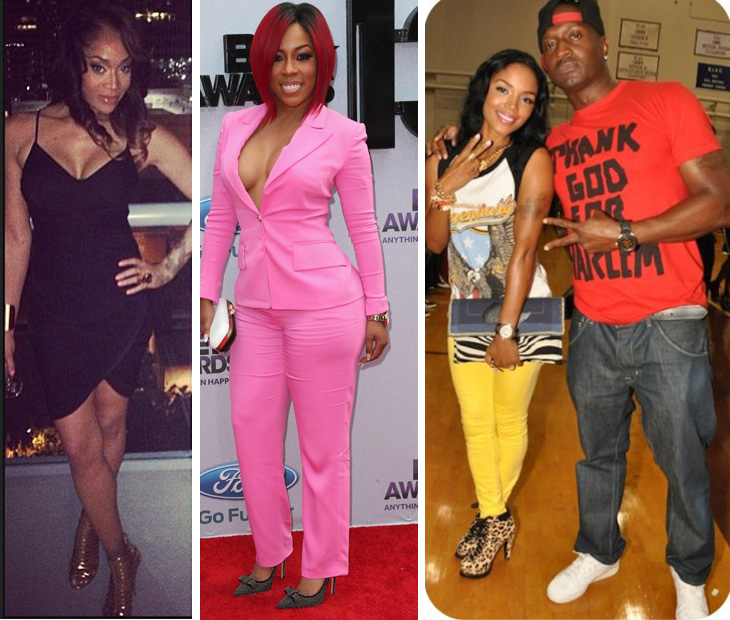 K. Michelle Celebrity Feud Roundup (PHOTOS) K Michelle Before And After Body