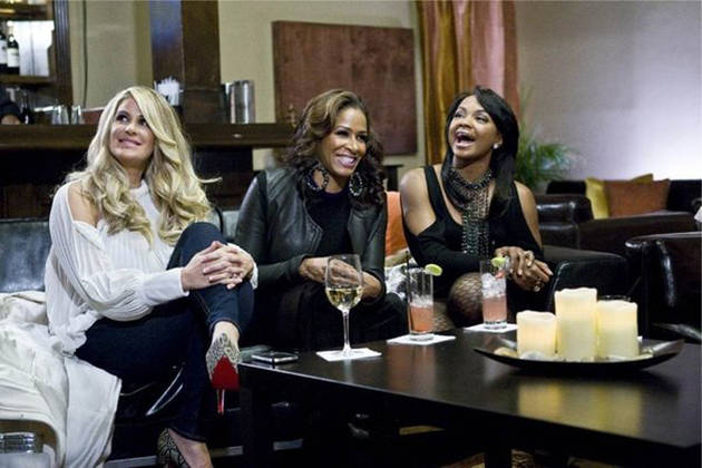 Kim Zolciak: Phaedra Parks and I Aren't Friends