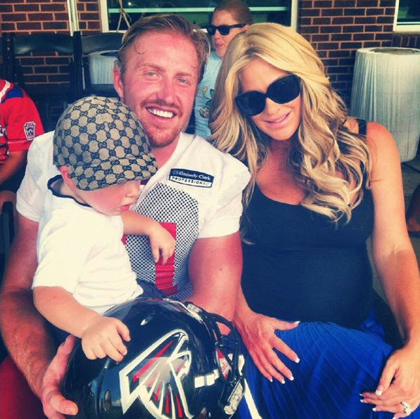 What Did Baby KJ Say About Kim Zolciak's Unborn Twins?