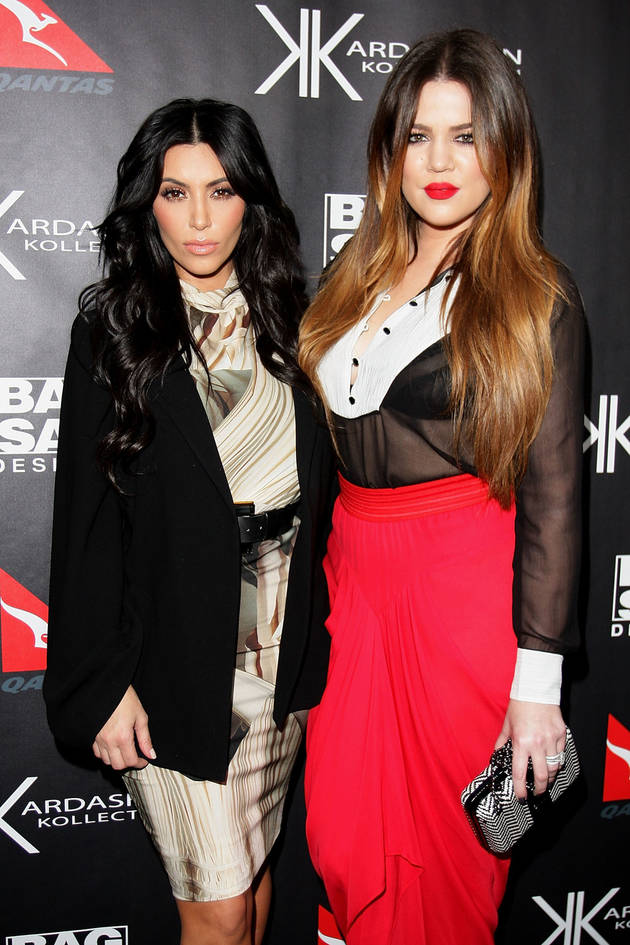 "Kim Kardashian Tells Khloe Kardashian That Lamar Odom Is ""Hurting Their Bottom Line"" — Report"