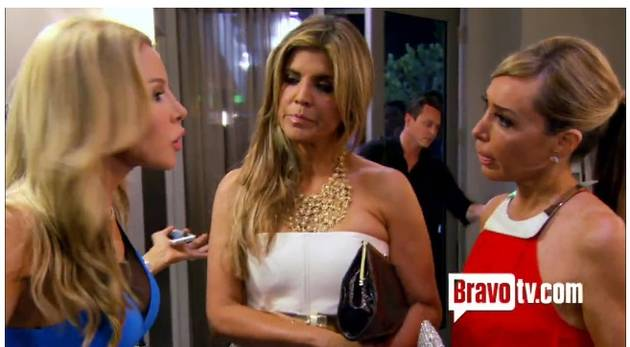 Real Housewives of Miami Season 3 Sneak Peek: Marysol Attacks Lea!