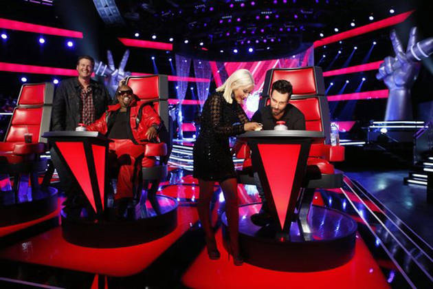 The Voice 2013 Season 5 Blind Auditions Music List — October 1, 2013