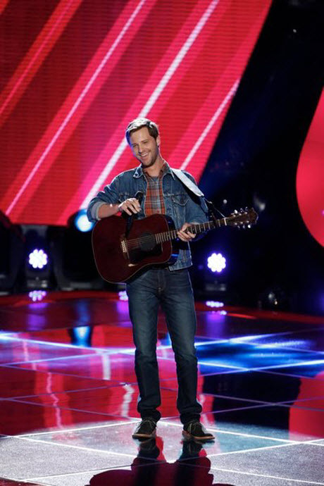 "Watch Brian Pounds Sing ""Wagon Wheel"" on The Voice 2013 Blind Auditions Month (VIDEO)"
