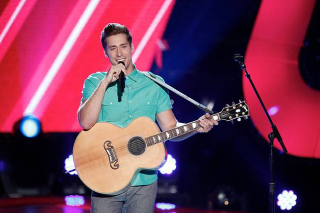 "Watch Ray Boudreaux Sing ""Use Me"" on The Voice 2013 Blind Auditions (VIDEO)"