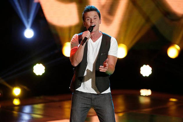 "Watch Michael Lynch Sing ""Bailamos"" on The Voice 2013 Blind Auditions (VIDEO)"