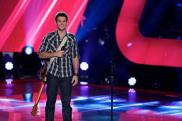 "Watch Brandon Chase Sing ""Wanted"" on The Voice 2013 Blind Auditions (VIDEO)"