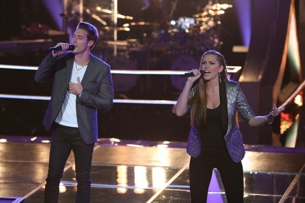 "Watch Monika Leigh and Ray Boudreaux Sing ""Some Kind of Wonderful"" on The Voice 2013 Battle Rounds (VIDEO)"