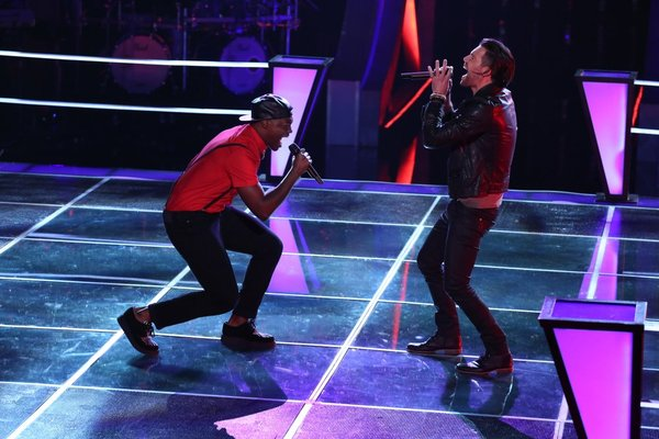 "Watch Matthew Schuler and Jacob Poole Sing ""My Songs Know What You Did In the Dark (Light 'Em Up)"" on The Voice 2013 Battle Rounds (VIDEO)"
