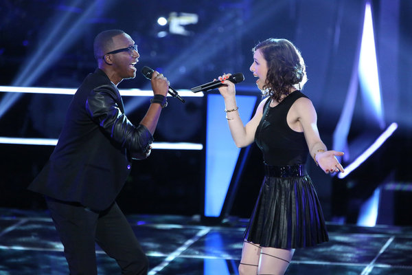 "Watch Kat Robichaud and R. Anthony Sing ""I Don't Want To Miss A Thing"" on The Voice 2013 Battle Rounds (VIDEO)"