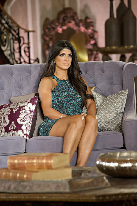 Teresa Giudice Admits She Doesn't Understand Some of the Charges Against Her