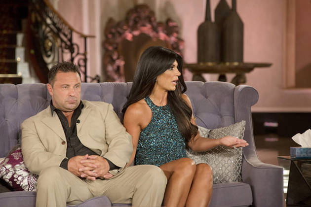 Teresa Giudice Slams Joe and Melissa Gorga: You Joined the Show to Take Me Down (VIDEO)