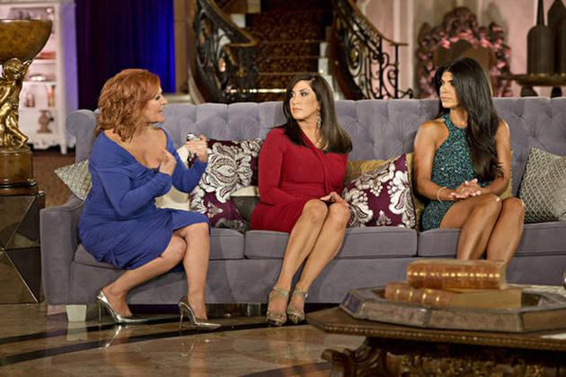 RHoNJ Season 5 Reunion Part 2 Sneak Peek: Teresa Calls Out Caroline!