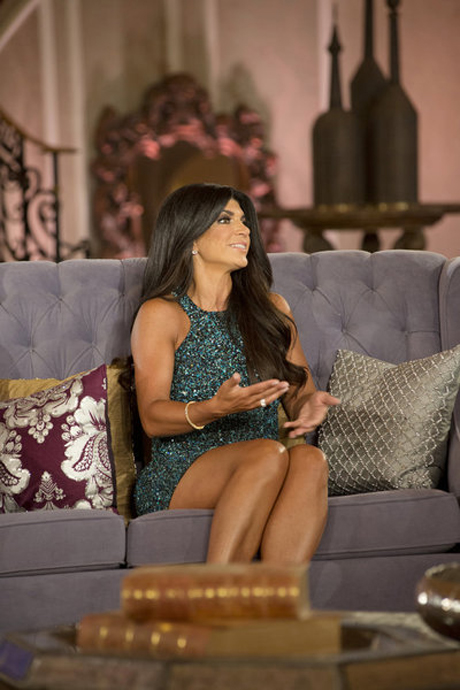 Real Housewives of New Jersey Season 5 Reunion — Teresa and Melissa Fight!
