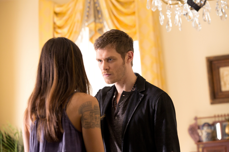 "The Originals Season 1, Episode 5 Synopsis: ""Sinners and Saints"""