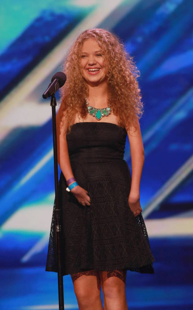 X Factor 2013's Rion Paige on Her Biggest Competition and Working With Demi Lovato — Exclusive