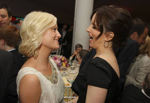 Tina Fey and Amy Poehler to Host the Golden Globes in 2014 — and 2015!