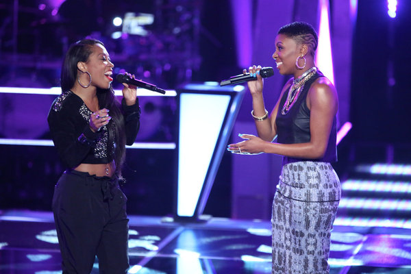 "Watch Tamara Chauniece and Keaira LaShae Sing ""Big Girls Don't Cry (Personal)"" on The Voice 2013 Battle Rounds (VIDEO)"