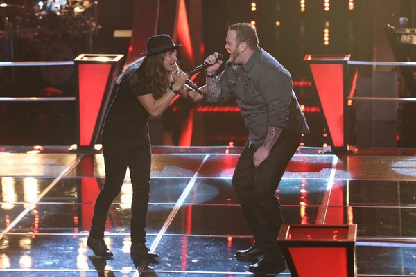 "Watch Shawn Smith and Jonny Gray Sing ""Refugee""on The Voice 2013 Battle Rounds (VIDEO)"