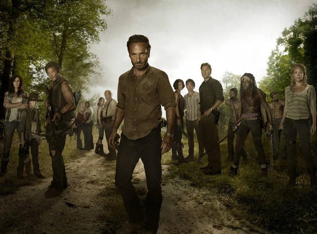 The Walking Dead Renewed For Season 5!