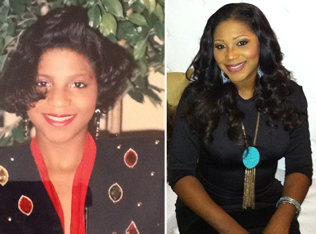Braxton Family Values: Trina Braxton Flashback — Look How She's Changed! (PHOTOS)