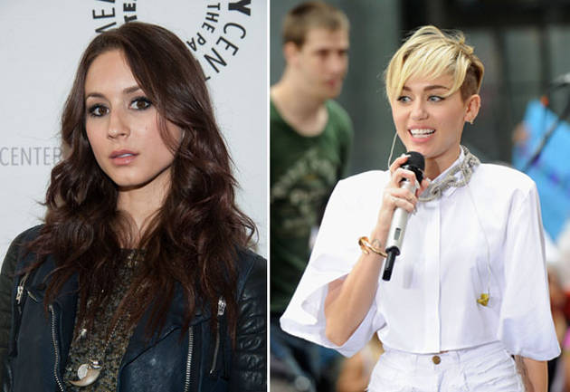 "Pretty Little Liars Star Troian Bellisario Thinks Miley Cyrus's Behavior Is ""Sad"""