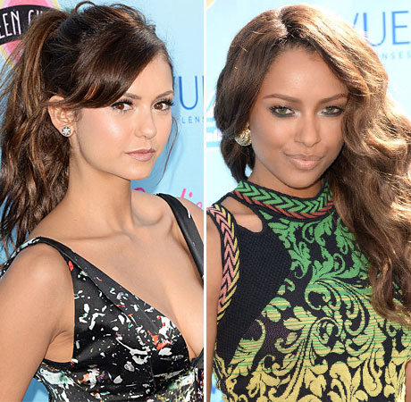 Nina Dobrev and Kat Graham 5 Years Ago: How Much Have They Changed?