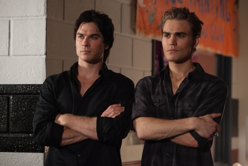Ian Somerhalder and Paul Wesley Dish About Damon and Stefan's New Dynamic