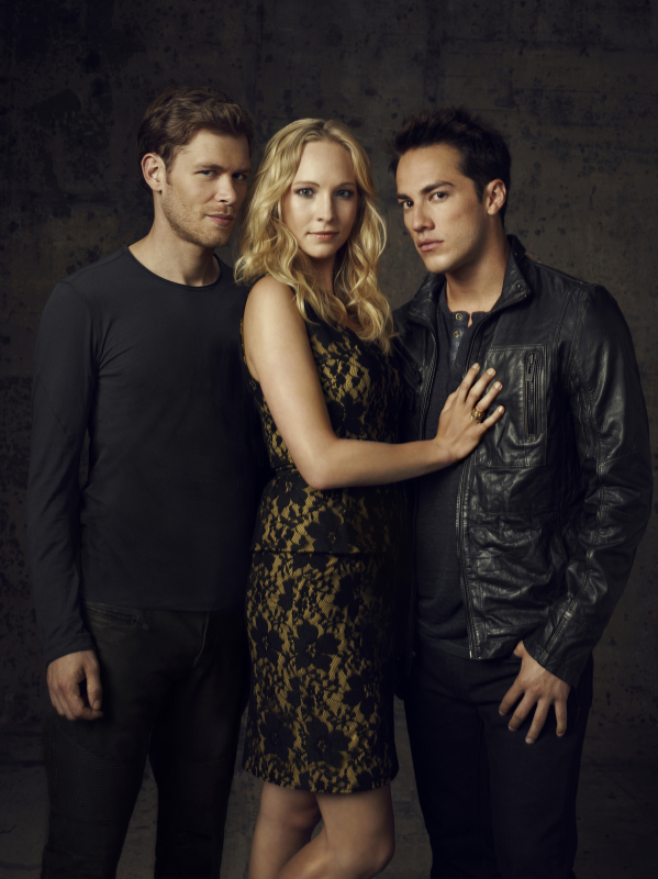"Vampire Diaries Season 5: Candice Accola Says Caroline Is ""Trying to Make it Work"" With Tyler"
