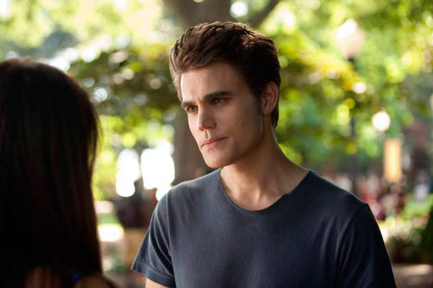 Vampire Diaries Season 5 Spoilers: Paul Wesley On Stelena and Steroline Post-Quarry