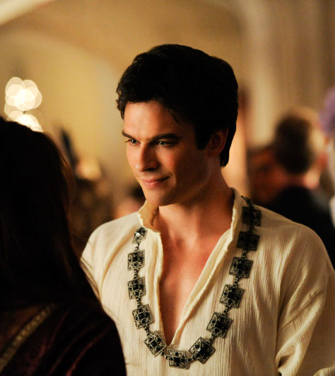 "The Vampire Diaries Synopsis For Season 5, Episode 5: ""Monster's Ball"""
