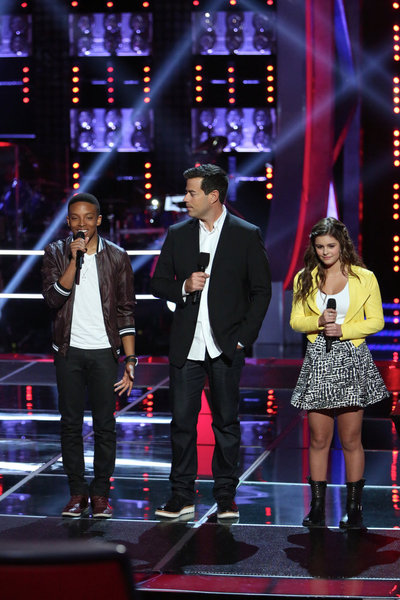 Watch All the Performances From The Voice 2013: Season 5 Knockout Rounds, October 29, 2013 (VIDEOS)