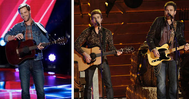 "The Voice 2013: The Swon Brothers vs. Brian Pounds — Who Sang ""Wagon Wheel"" Better? (VIDEOS)"