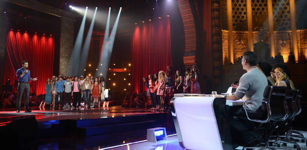 X Factor 2013: Watch Four Chair Challenge Performances, Day 1