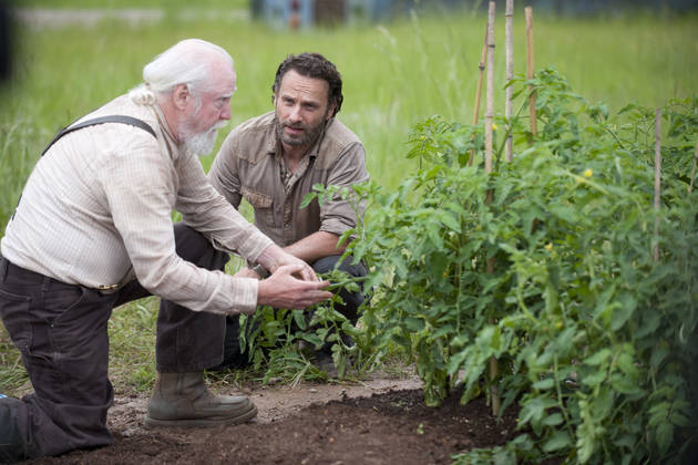 "The Walking Dead Season 4: Dave Alpert Reveals ""Not Everybody's Going to Make It"" — Exclusive"