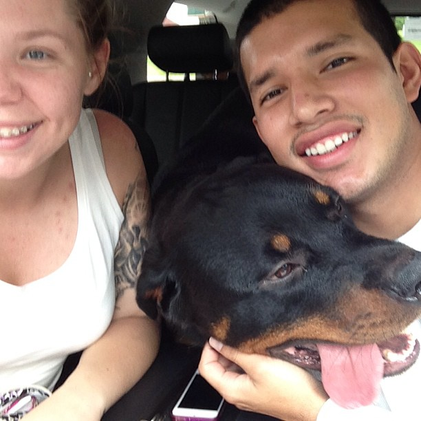 Kailyn Lowry's Husband Javi Marroquin Drives a Mercedes?!