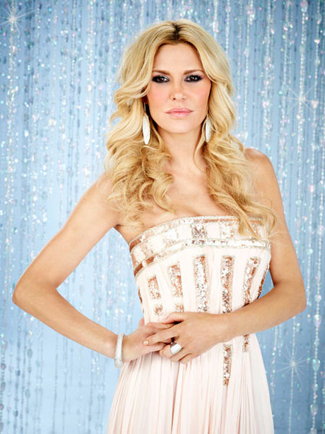 "Brandi Glanville Calls Real Housewives of Beverly Hills Co-star a ""Narcissistic B—h""!"