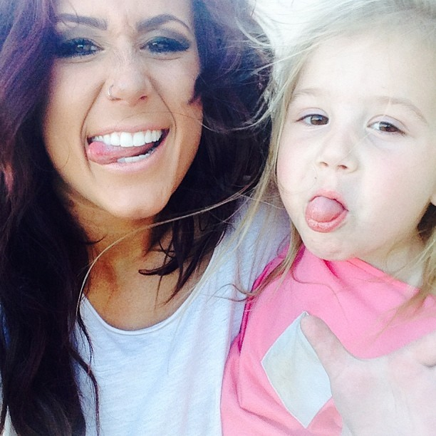 "Chelsea Houska's Daughter Aubree Sings ""Wrecking Ball,"" Melts Our Hearts"