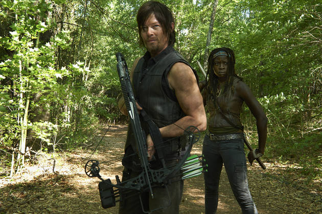 The Walking Dead Season 4: Daryl Dixon-Beth Greene Relationship to Be Explored More