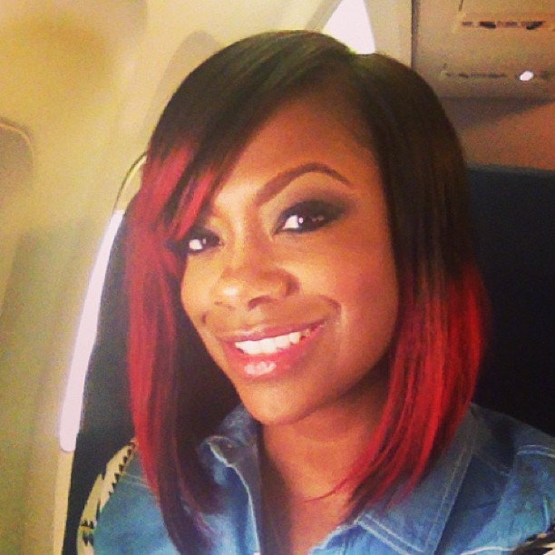 Kandi Burruss Writes New Song For R&B Singers