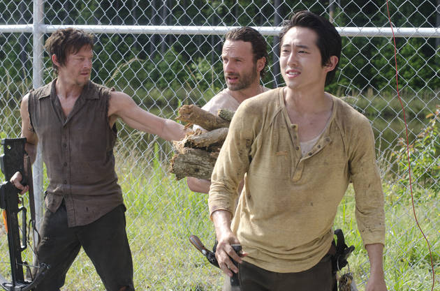 The Walking Dead Fan Video: Daryl Dixon Crushes on Glenn Rhee