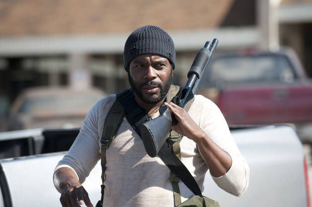 The Walking Dead Season 4: Who Is Tyreese? 5 Things You Need to Know