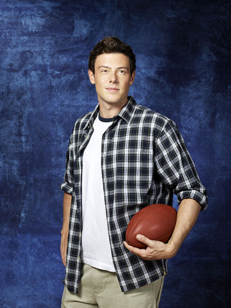 "Glee Star Shares Funny Cory Monteith Photo: ""I Miss Him"""