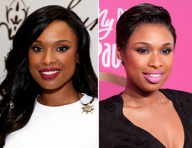 Jennifer Hudson Chops Off All Her Hair: See Her Dramatic Transformation!
