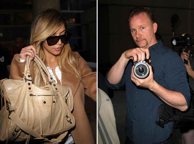 Is Kim Kardashian Going to Appear in Morgan Spurlock's Upcoming Documentary?
